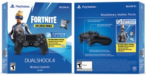 Sony Dualshock 4 V2 Fortnite DLC